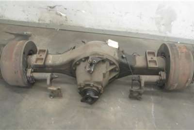 Axles Dongfeng Warrior 14 180 Differential Truck spares and parts