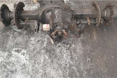 Axles Freightliner Argosy ISX 500 Differential Truck spares and parts