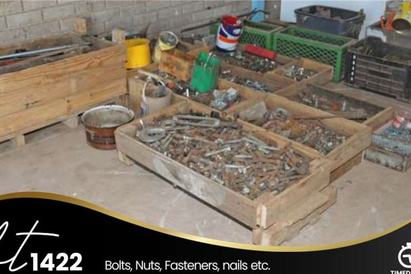 Bolts, nuts, Fasteners, Nails, etc Truck spares and parts