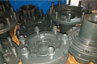 Brake systems ASSORTED TRUCK HUBS Truck spares and parts
