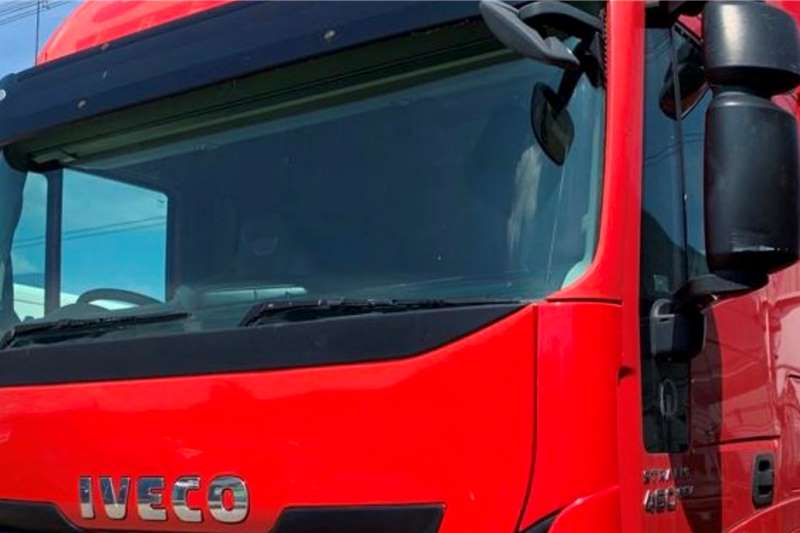 Cab IVECO STRALIS/HIGHWAY SLEEPER CAB Truck spares and parts