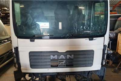 Cab MAN TGL DAY CAB Truck spares and parts