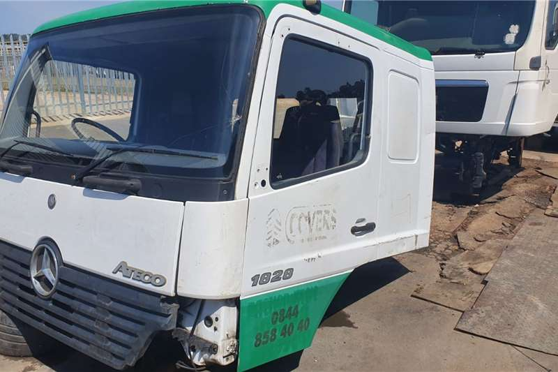 Cab MERCEDES ATEGO MP1 SLEEPER CAB Truck spares and parts