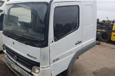 Cab MERCEDES ATEGO MP2 SLEEPER CAB Truck spares and parts