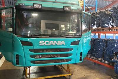 Cab SCANIA R470 SLEEPER CAB Truck spares and parts