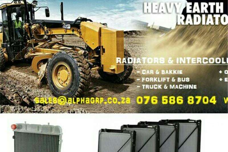 Cooling systems Truck spares and parts
