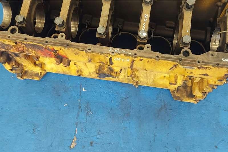 Engines Caterpillar C 15 Engine Block Truck spares and parts