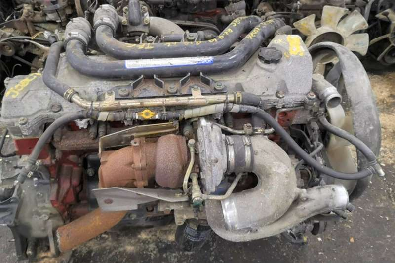 Engines HINO JO8C TURBO COMPLETE ENGINE Truck spares and parts