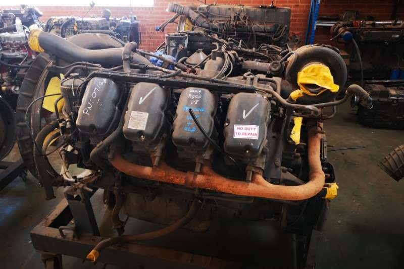 Engines Truck spares and parts