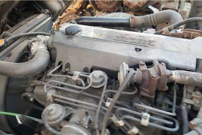Engines Isuzu 4HE1T COMPLETE ENGINE Truck spares and parts