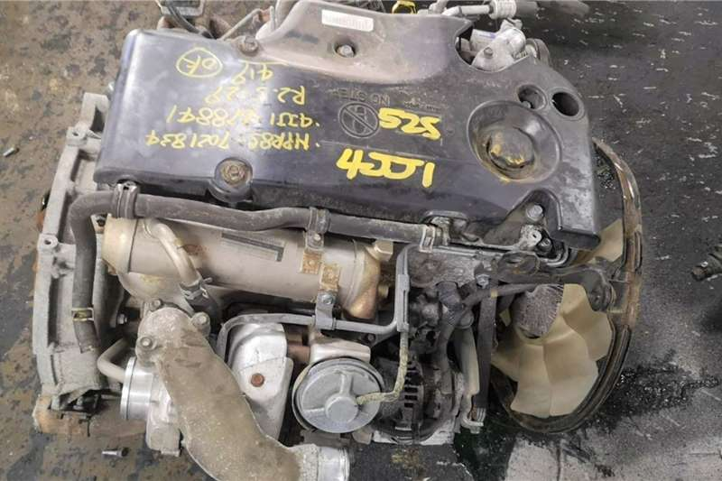 Engines ISUZU 4JJ1 COMPLETE ENGINE Truck spares and parts
