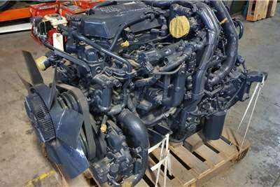 Engines ISUZU 6HK1T Truck spares and parts