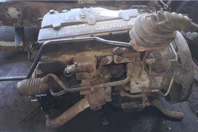 Engines MAN D0836 CR Complete Engine for Spares Truck spares and parts