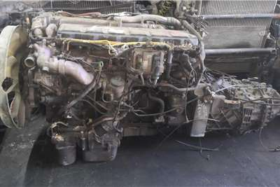 Engines MAN D2676 Complete Engine for Spares Truck spares and parts