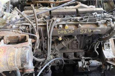Engines MAN DO836 BUS APPLICATION Truck spares and parts