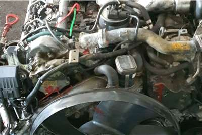 Engines Mercedes Sprinter OM642 V6 complete engine Truck spares and parts