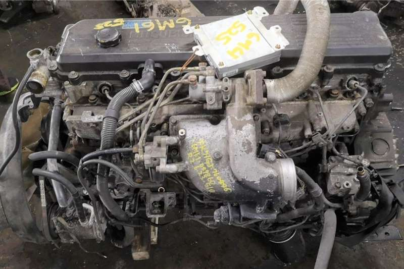 Engines MITSUBISHI 6M61 COMPLETE ENGINE Truck spares and parts