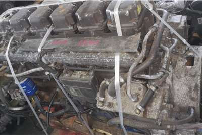 Engines Scania DC11 Complete Engine Truck spares and parts