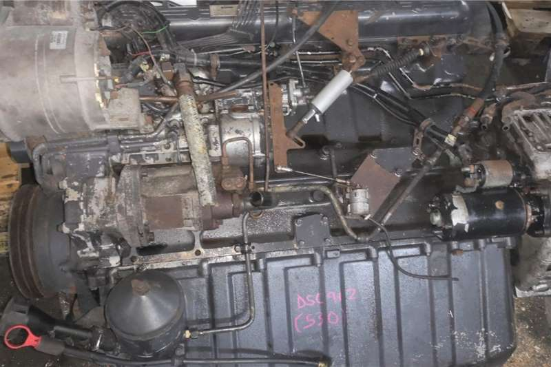 Engines Scania DSC915 Complete Engine Truck spares and parts