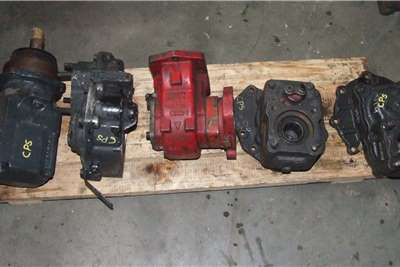 Engines TRUCK PTO`s Truck spares and parts