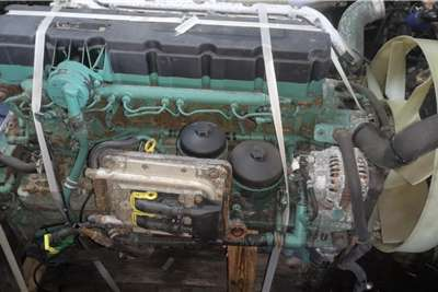 Engines Volvo D7E Complete Engine Truck spares and parts