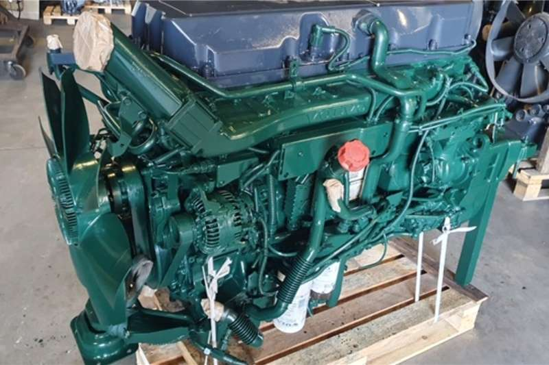 Engines VOLVO D9 Truck spares and parts