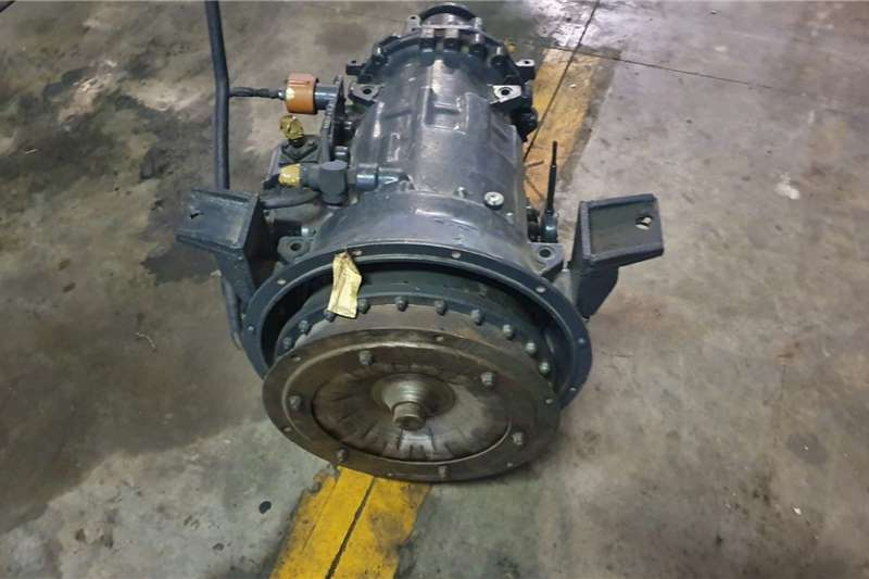 Gearboxes ALLISON 643 MT Truck spares and parts
