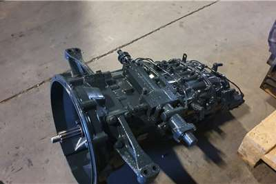 Gearboxes EATON 8309 Truck spares and parts