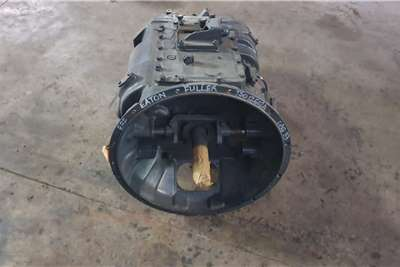 Gearboxes EATON FULLER TSO 12612A Truck spares and parts