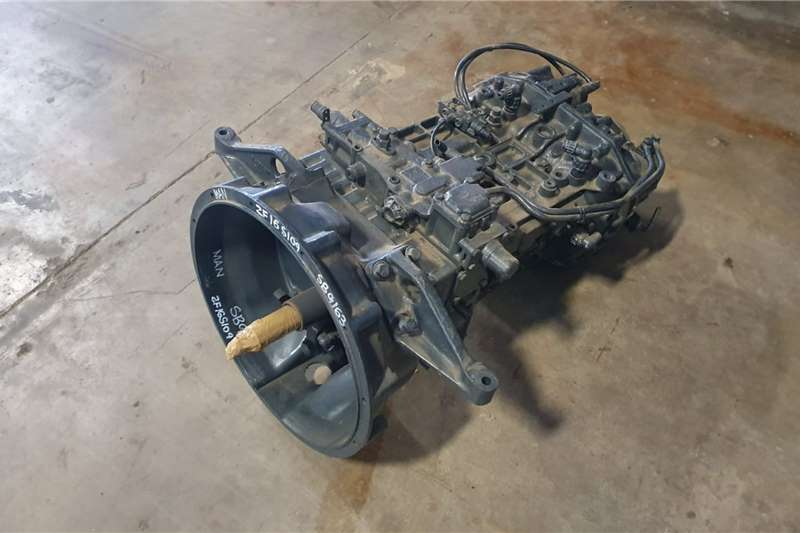 Gearboxes MAN EATON 16S 109 Truck spares and parts