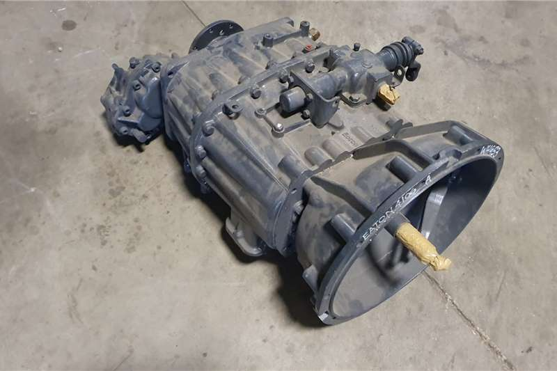 Gearboxes MAN EATON 4106 Truck spares and parts