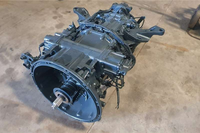 Gearboxes MERCEDES AXOR G131 9 GEARBOX Truck spares and parts