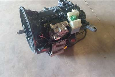 Gearboxes MERCEDES AXOR G85 6 with ECU Truck spares and parts