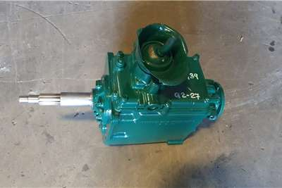 Gearboxes MERCEDES G2 27 GEARBOX Truck spares and parts