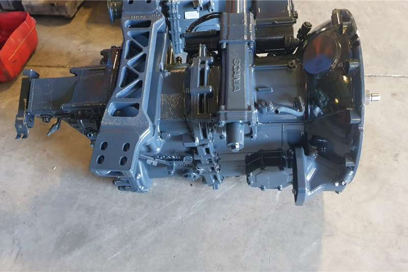 Gearboxes SCANIA GRS0905 GEARBOX Truck spares and parts