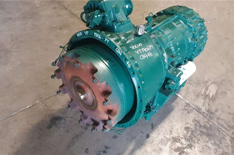 Gearboxes VOLVO VT1906PT GEARBOX Truck spares and parts