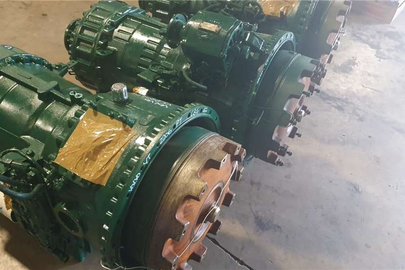 Gearboxes VOLVO VT2206PT GEARBOX Truck spares and parts