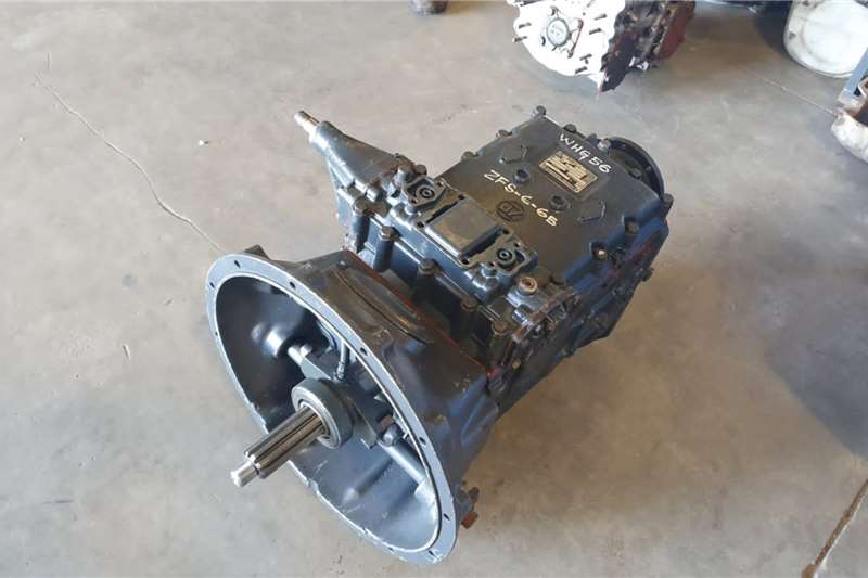 Gearboxes ZF 6S 65 Truck spares and parts