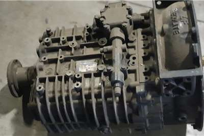 Gearboxes ZF 6S 850 Truck spares and parts