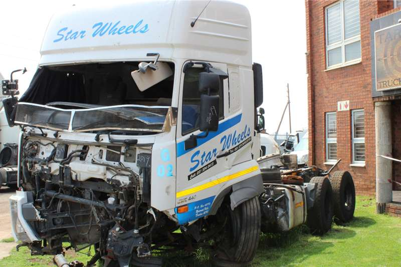 Nissan Quester GWE 440 Truck Tractor Stripping for Truck spares and parts
