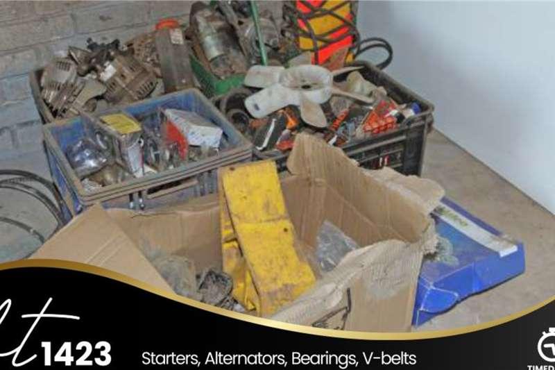 Starters, Alternators, Bearings, V Belt Truck spares and parts