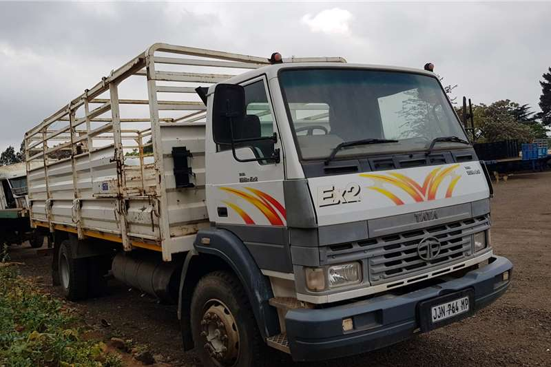 Tata 1518 As is or Strip for Parts Truck spares and parts