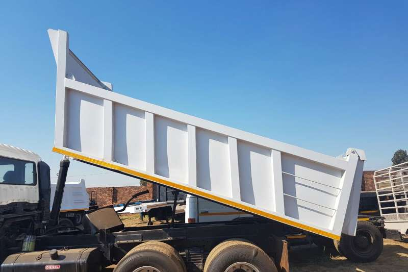 Truck Tipping body TIPPER BINS MANUFACTURED