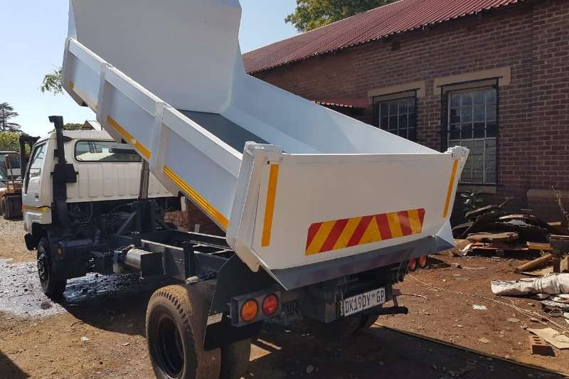 Tipping body TIPPER BODY Truck