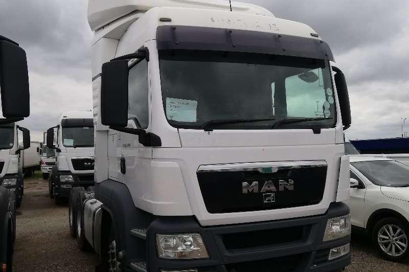 Truck-Tractor Single axle TGS 26,440 2012