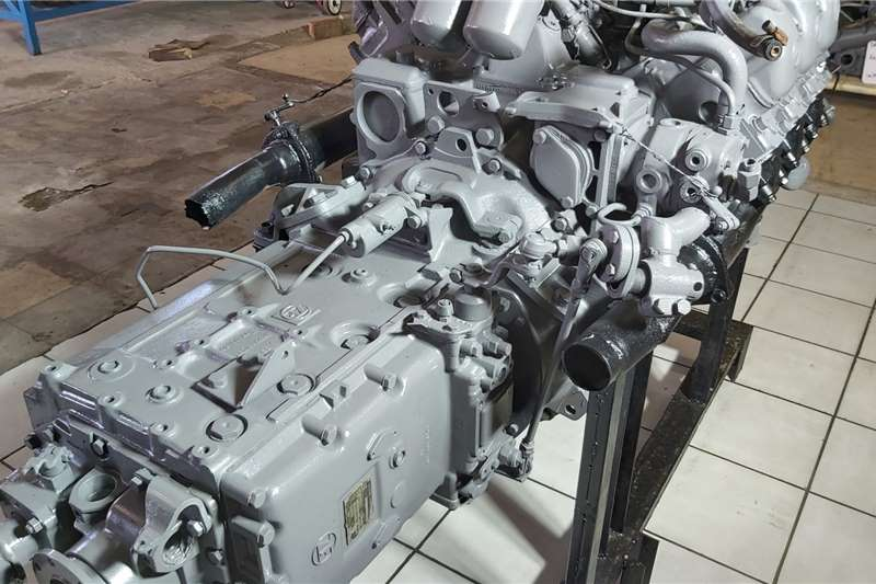 Truck ZF S6 80 Gearbox 6 Speed Manual