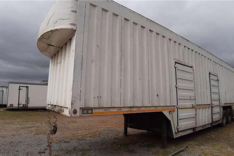 UBT 2000 UBT Furniture Trailer Trailers