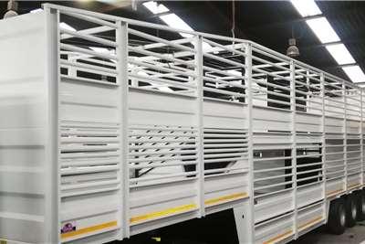 UBT Cattle body Cattle Master Trailer Trailers