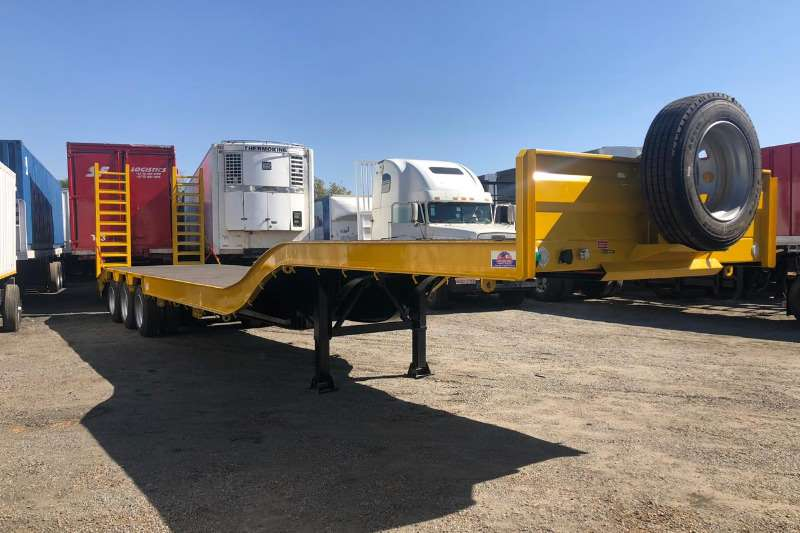 UBT Trailers Flat deck BRAND NEW 30 TON LOWBED 2019
