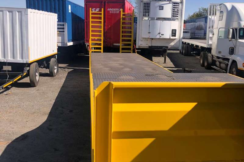 UBT Trailers Flat deck BRAND NEW 30TON LOWBED 2019